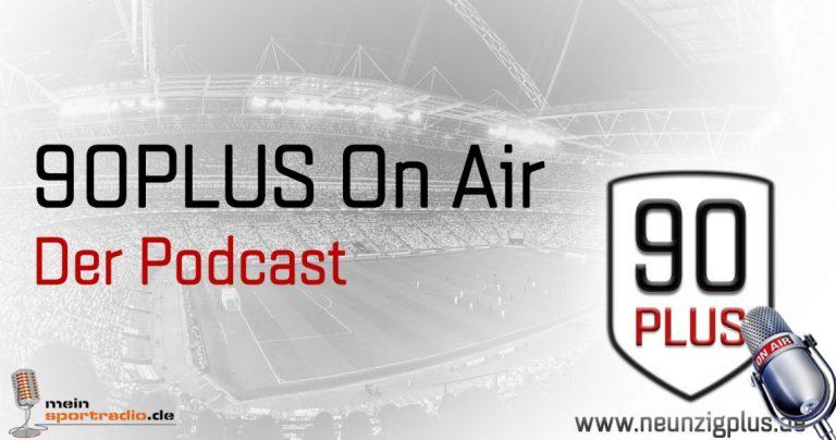 """90PLUS On Air – Folge 012 """"Tatort Bundesliga"""""""