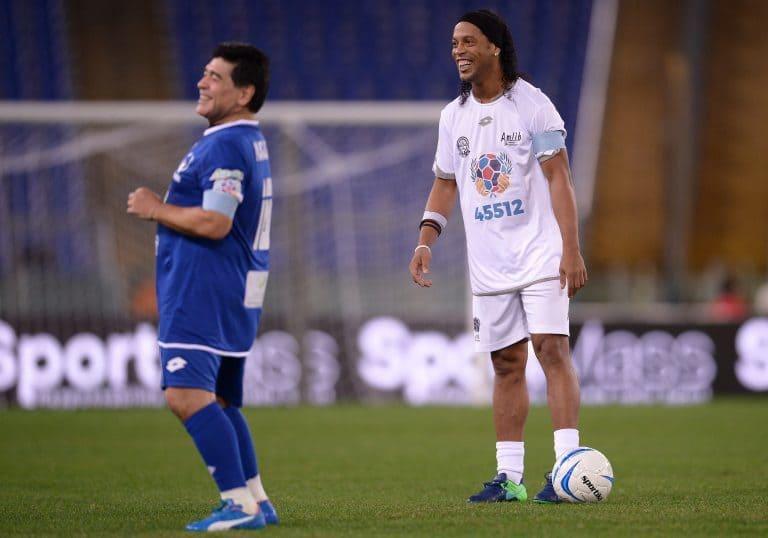 Ronaldinho vor Comeback!