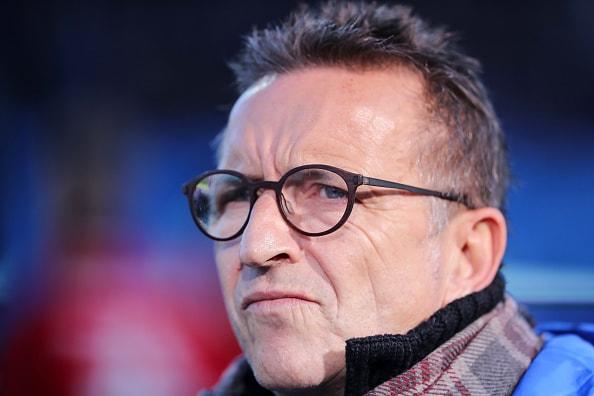 Norbert Meier als neuer FCK-Trainer vorgestellt