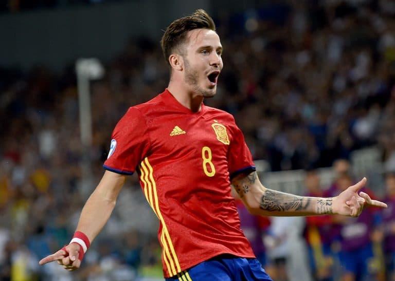Saul-Hattrick! Spanien im Finale!