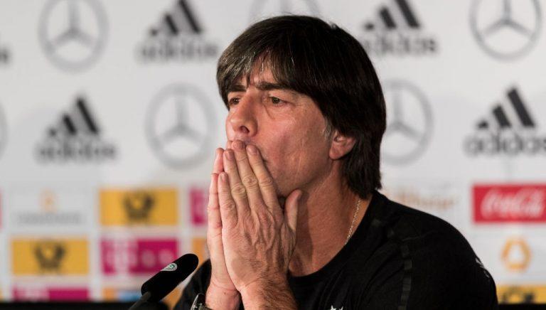 """DFB-Pressekonferenz mit Joachim Löw: """"Wut brodelt immer noch in mir"""""""