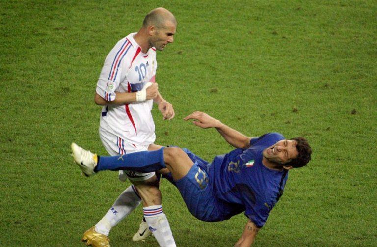Weißt du noch? 9.7.2006 – Finale der WM 2006 – Ein Kopfstoß zum Abschied
