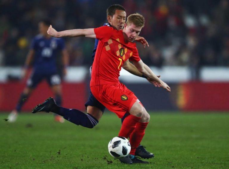 Schlüsselspieler Kevin de Bruyne: Der Klebstoff der belgischen Offensivkünstler