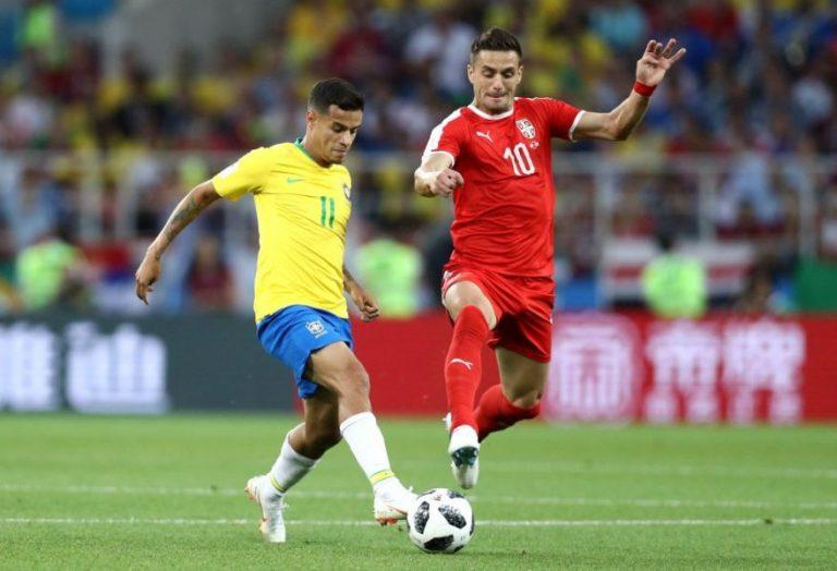 #SRBBRA: Serbien hält lange mit – aber Brasilien ist zu souverän.