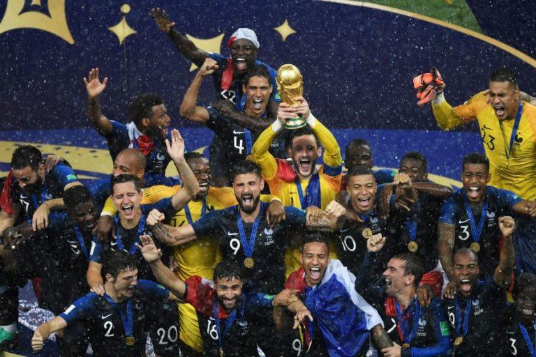 Frankreich | Vereinte Individualität – Ein verdienter Weltmeister