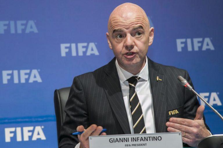 FIFA | Voruntersuchungen gegen Infantino eingestellt