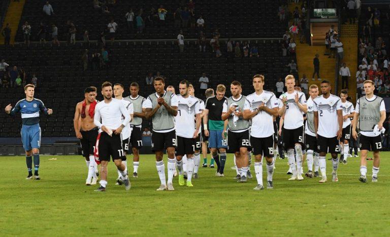 U21 EM   Gewinner und Verlierer der Gruppenphase