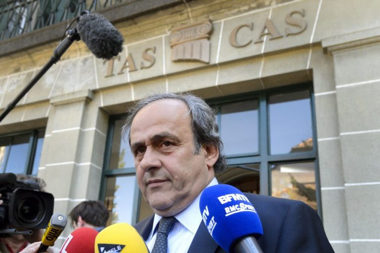 FIFA verklagt Blatter und Platini!