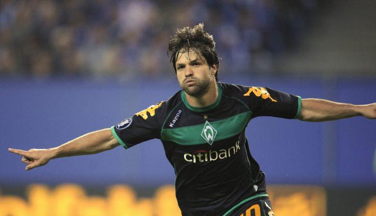 So gut war..: Werder-Spielmacher Diego