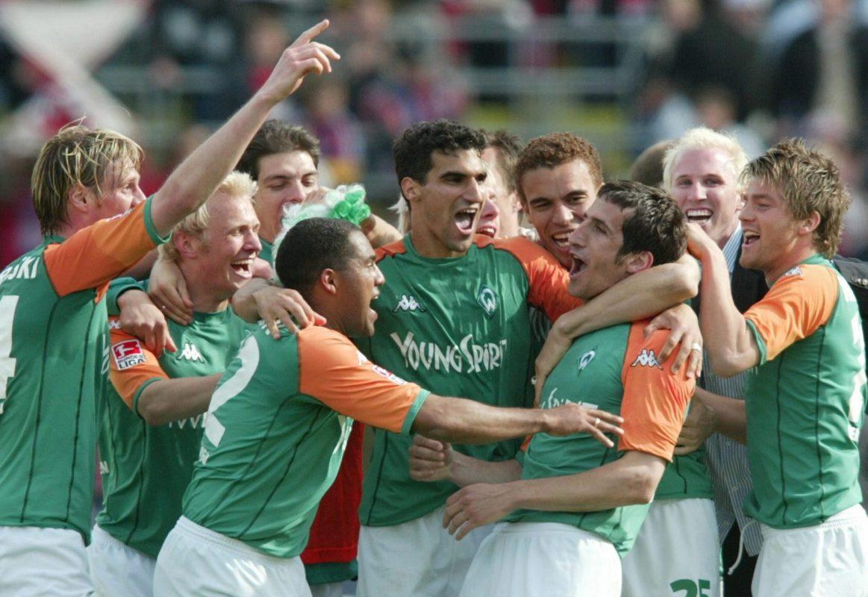 Werder FC Bayern 2004