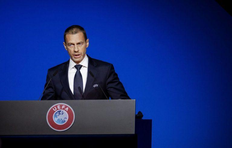 Super League | UEFA-Präsident Ceferin will beteiligte Spieler von EM und WM ausschließen