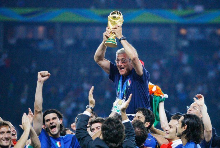 Machte ein Fisch den Unterschied?   Italiens Weg zum WM-Titel 2006