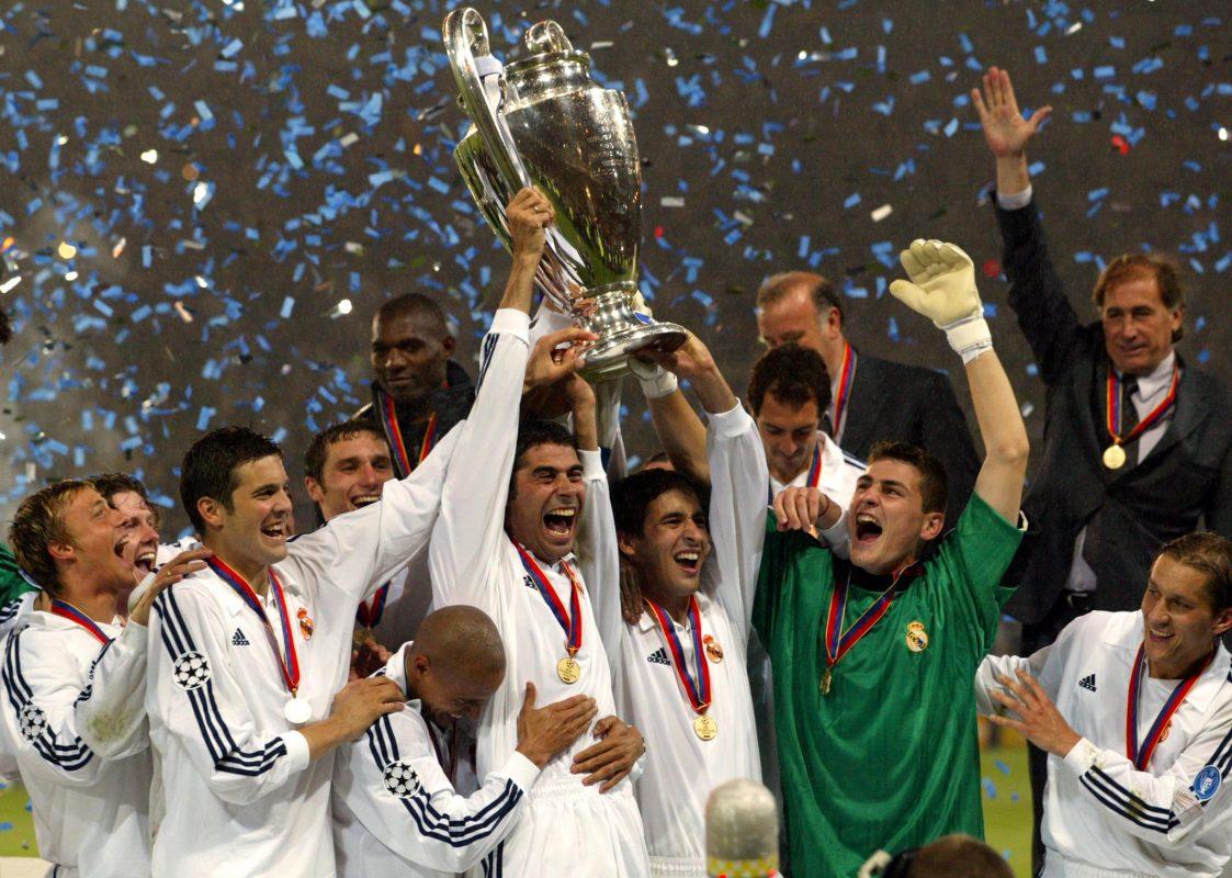 Real Madrid Die Galaktischen