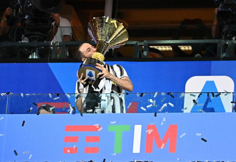 Juventus Turin   Vertragsauflösung mit Higuain: finanzieller Schaden in Millionenhöhe