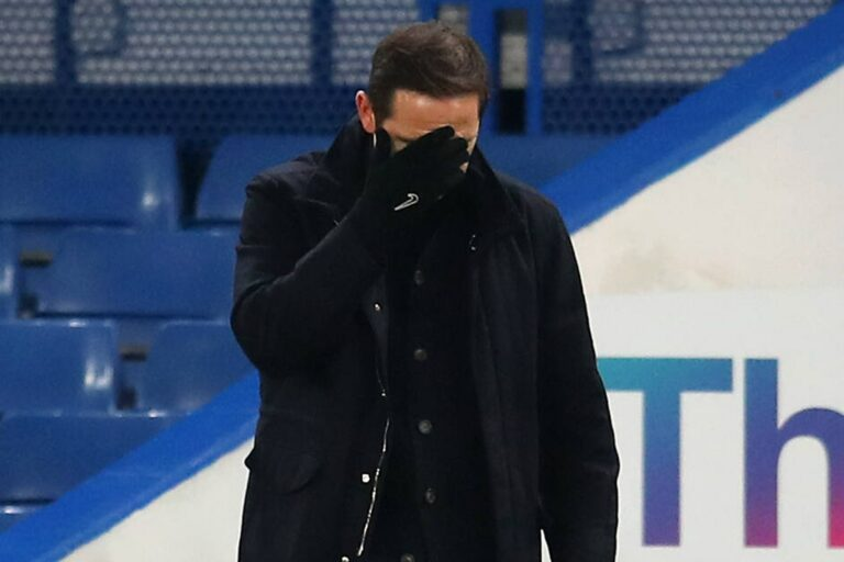 Quo vadis, Chelsea FC? Ist Frank Lampard noch tragbar?
