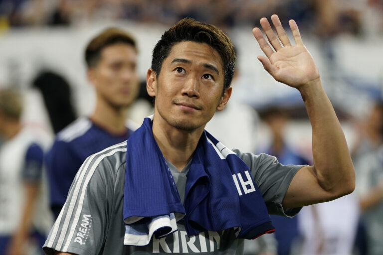 Ex-BVB-Profi Shinji Kagawa unterschreibt bei PAOK