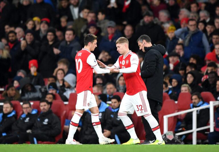 Arsenal | Emile Smith Rowe – Wie ein Youngster Mesut Özil vergessen lässt