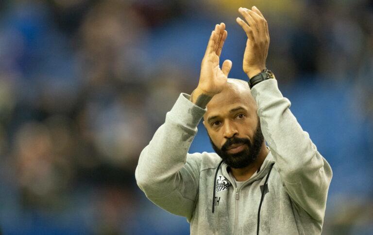 """Thierry Henry tritt von Traineramt zurück: """"Trennung eine zu große Belastung"""""""