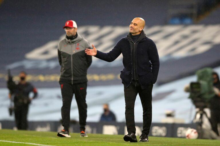 Vor Topspiel in Liverpool: Guardiola überrascht über Klopp-Aussagen