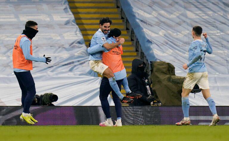 Gündogan erneut überragend! Manchester City schlägt Tottenham deutlich