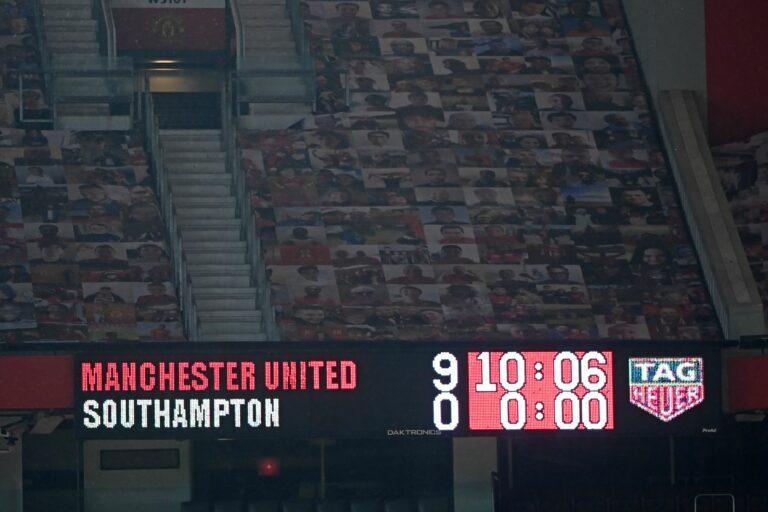 Kann Manchester United nach dem Rekordsieg gegen Everton nachlegen?