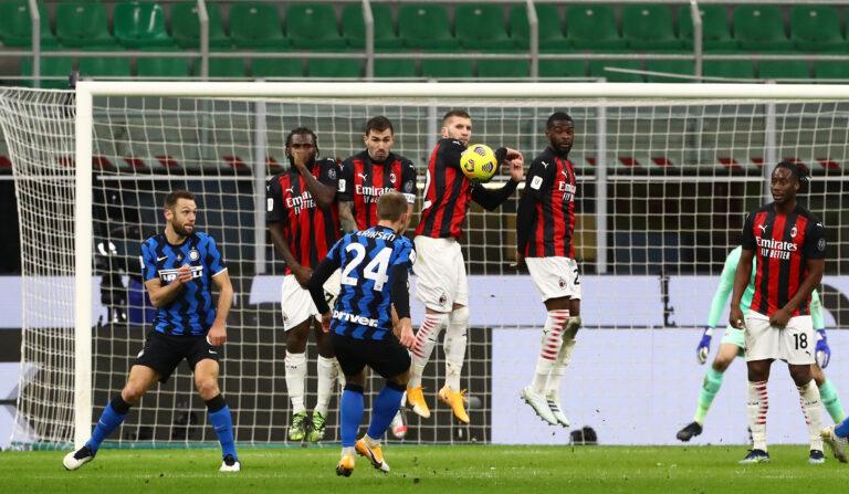 Scudetto-Kampf als Stadtmeisterschaft: Milan und Inter vor direktem Duell