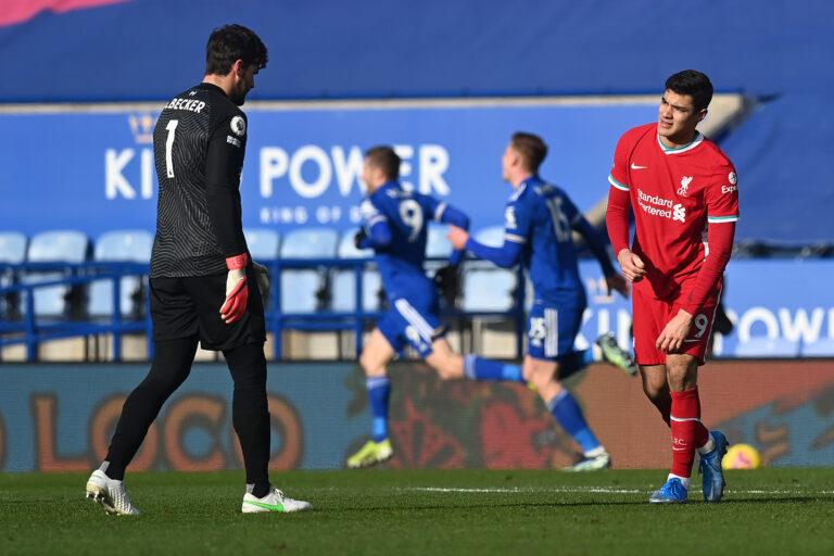 Liverpool fällt in Leicester spät auseinander – Kabak steht beim Debüt Alisson im Weg