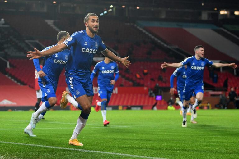 Calvert-Lewin! Everton holt spät einen Punkt bei Manchester United