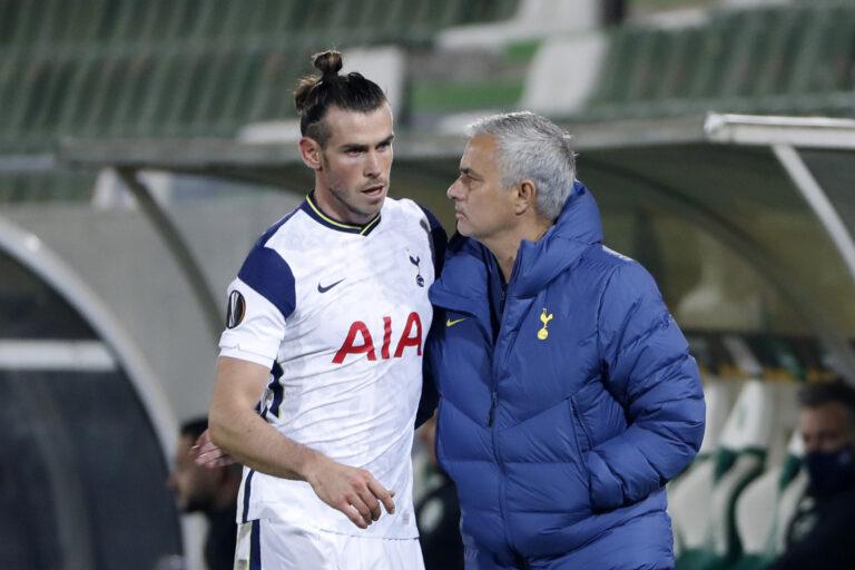 Tottenham: Mourinho kritisiert Bale für Instagram-Post