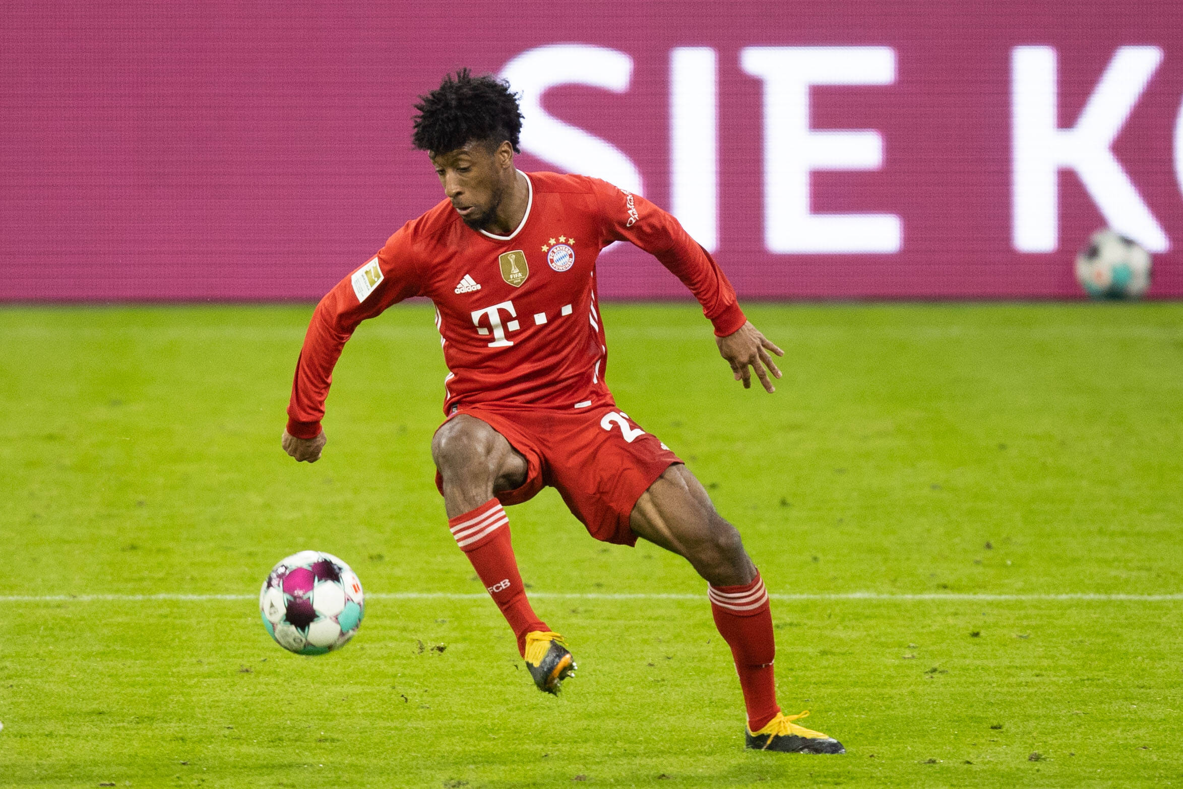 Coman Bayern