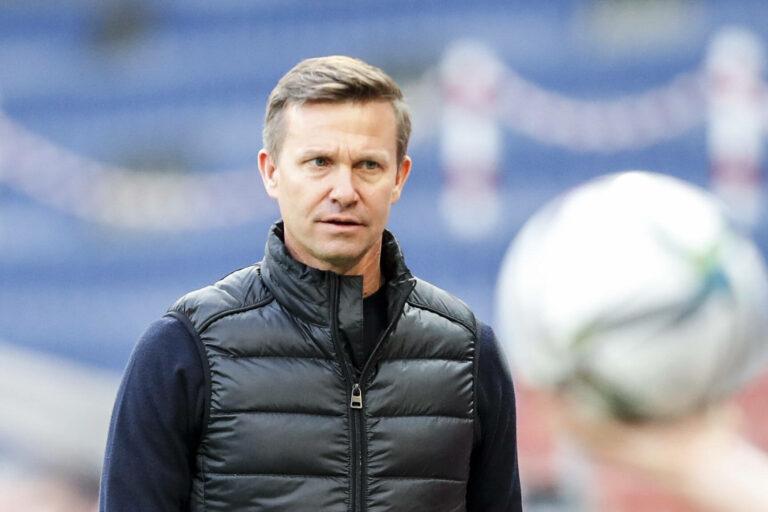 """Salzburg   Trainer Marsch denkt über den """"nächsten Schritt"""" nach"""