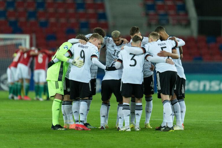 U-21-EM: Deutschland schlägt Ungarn deutlich – Niederlande Rumänien Unentschieden