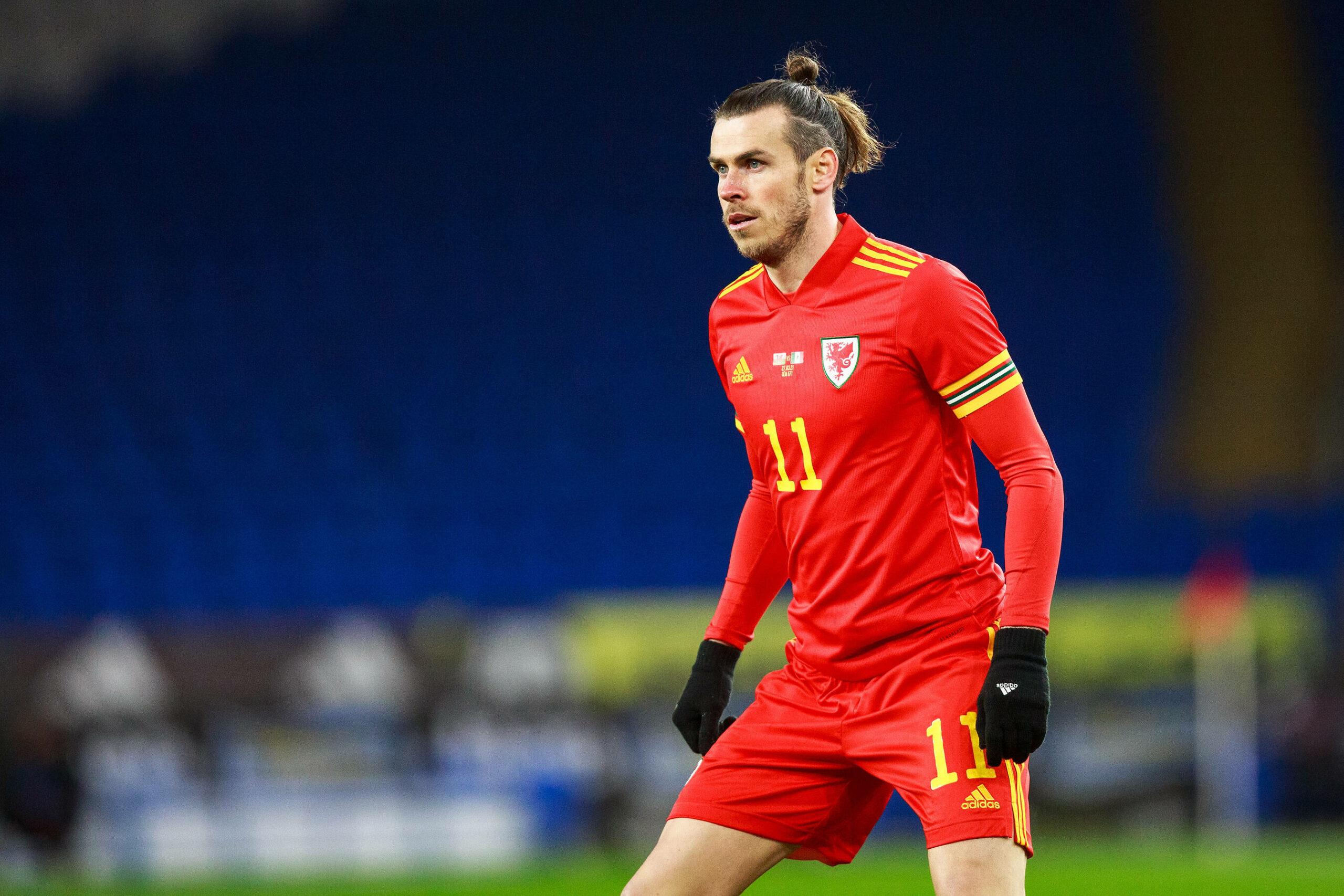 Wales Bale Social-Media Beleidigungen