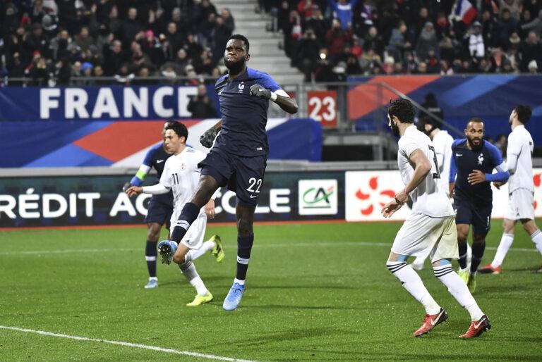 Odsonne Edouard im Porträt: Frankreichs Sturmtalent will bei der U21-EM glänzen