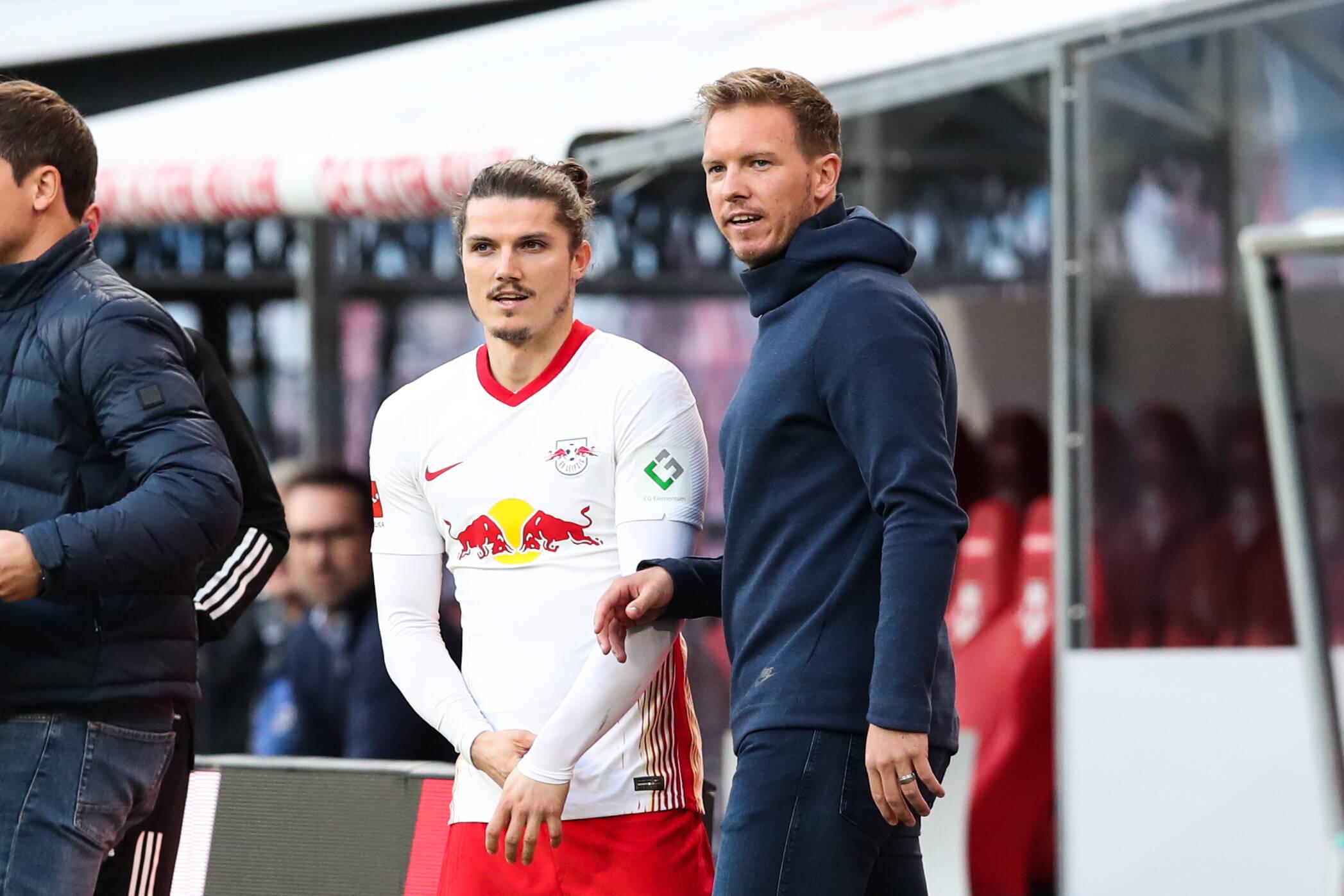 Leipzig Nagelsmann Sabitzer Wechsel