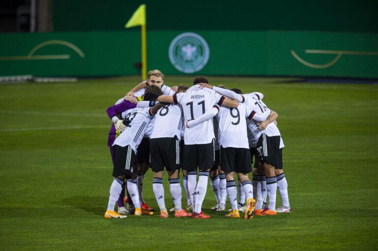 DFB-Team vor der U21-EM: Ambitioniert, aber kein Topfavorit