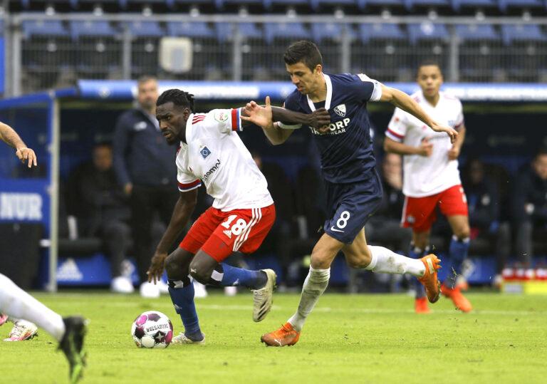 Topspiel in Bochum: Muss der HSV abreißen lassen ?