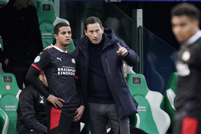 """PSV Eindhoven   Zoff zwischen Roger Schmidt und Mohamed Ihattaren – Raiola: """"Da wird dilettantisch gehandelt"""""""