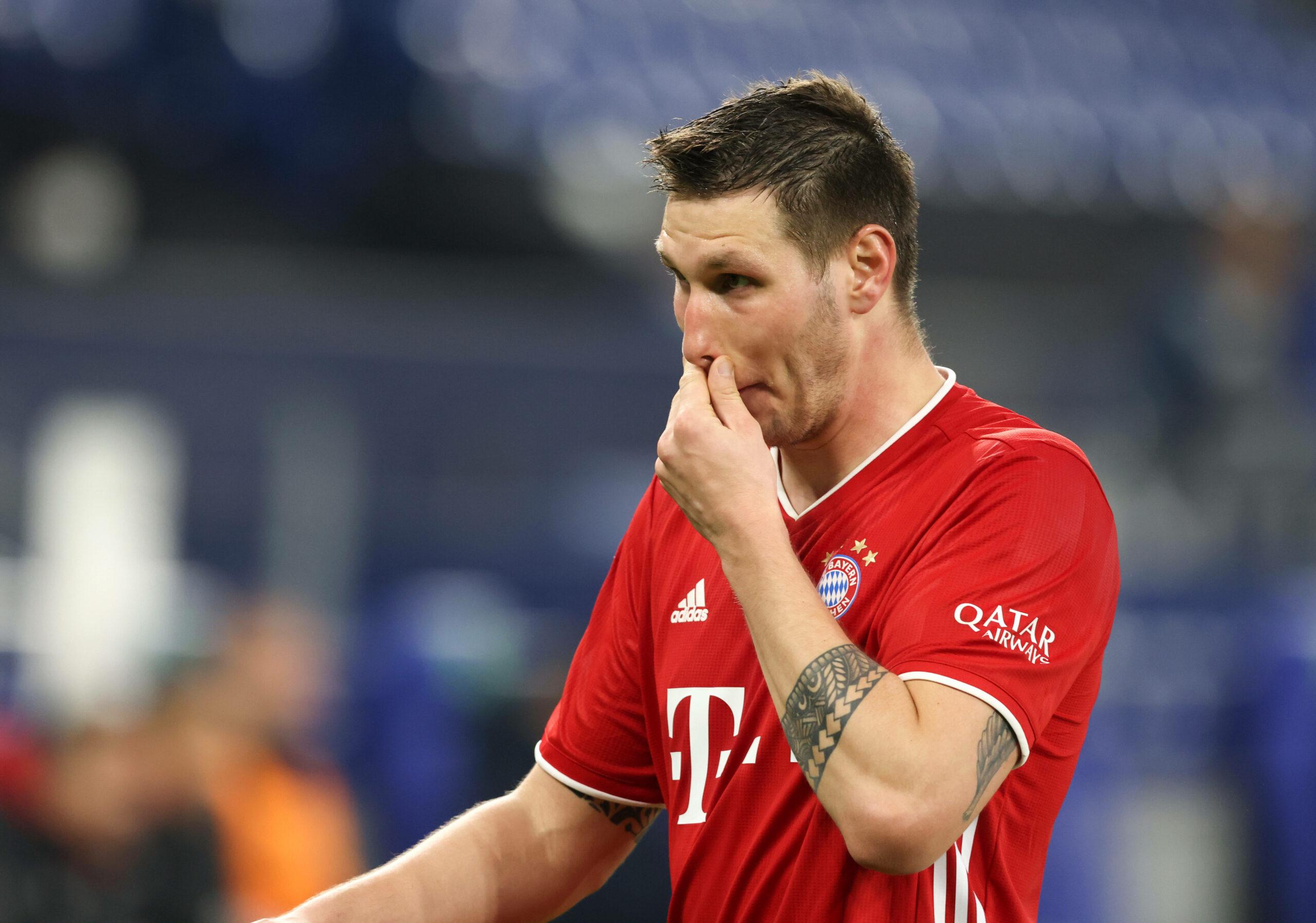 Niklas Süle (FC Bayern) gegen Schalke