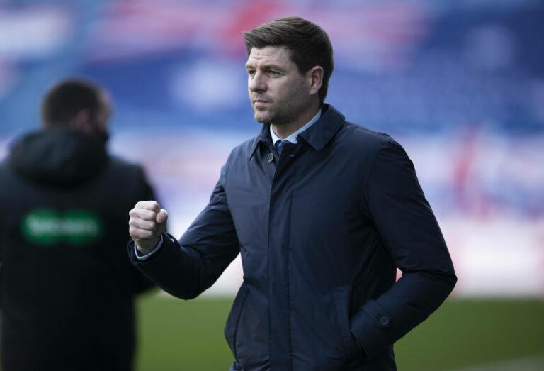 Gerrards Meisterstück – Der Weg zum Rangers-Titel