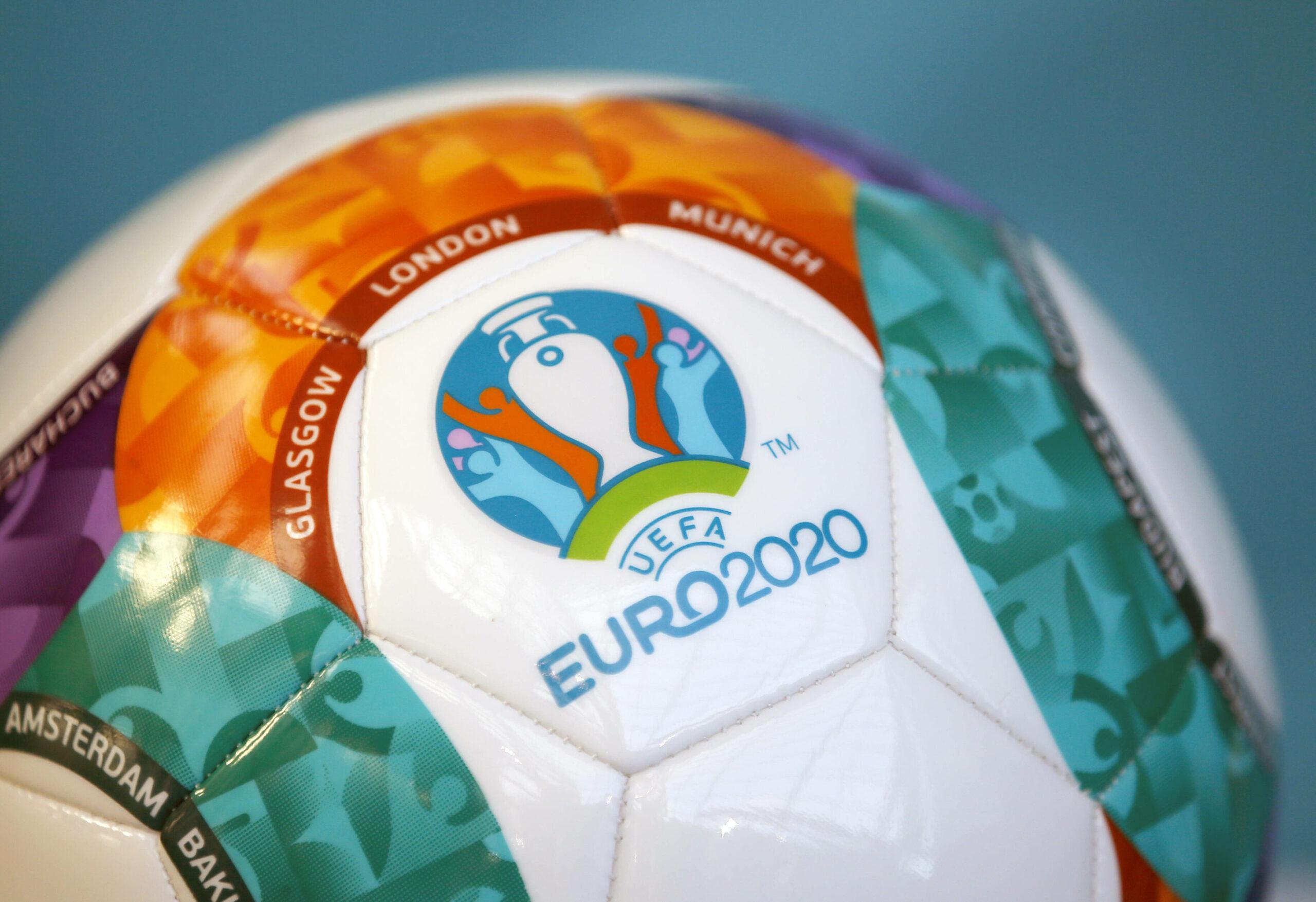 UEFA EM Kader Größe