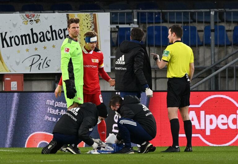 Wegen Kopfverletzungen: Spielergewerkschaften fordern Einführung von temporäreren Auswechslungen