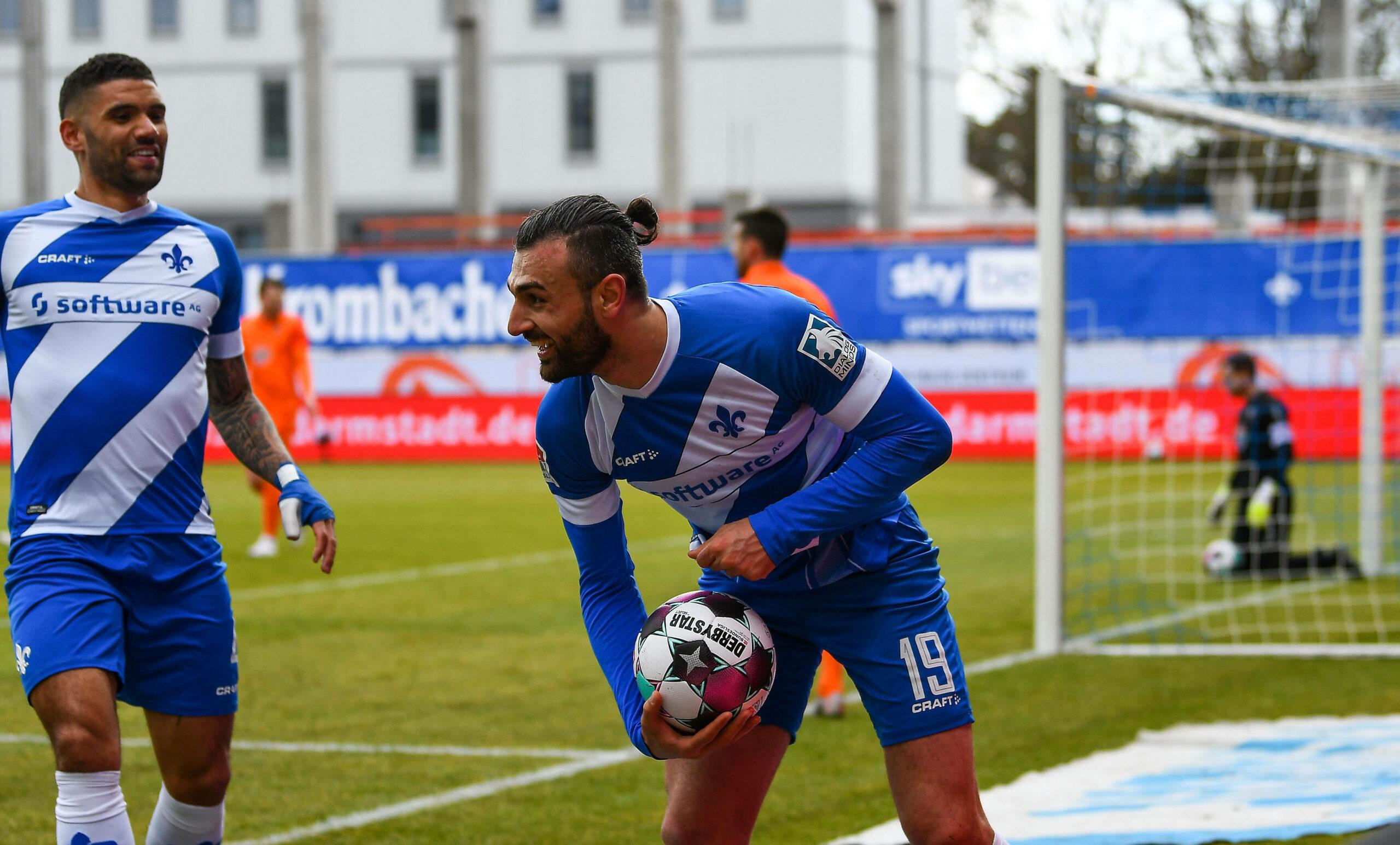 Schalke Darmstadt Dursun Palsson