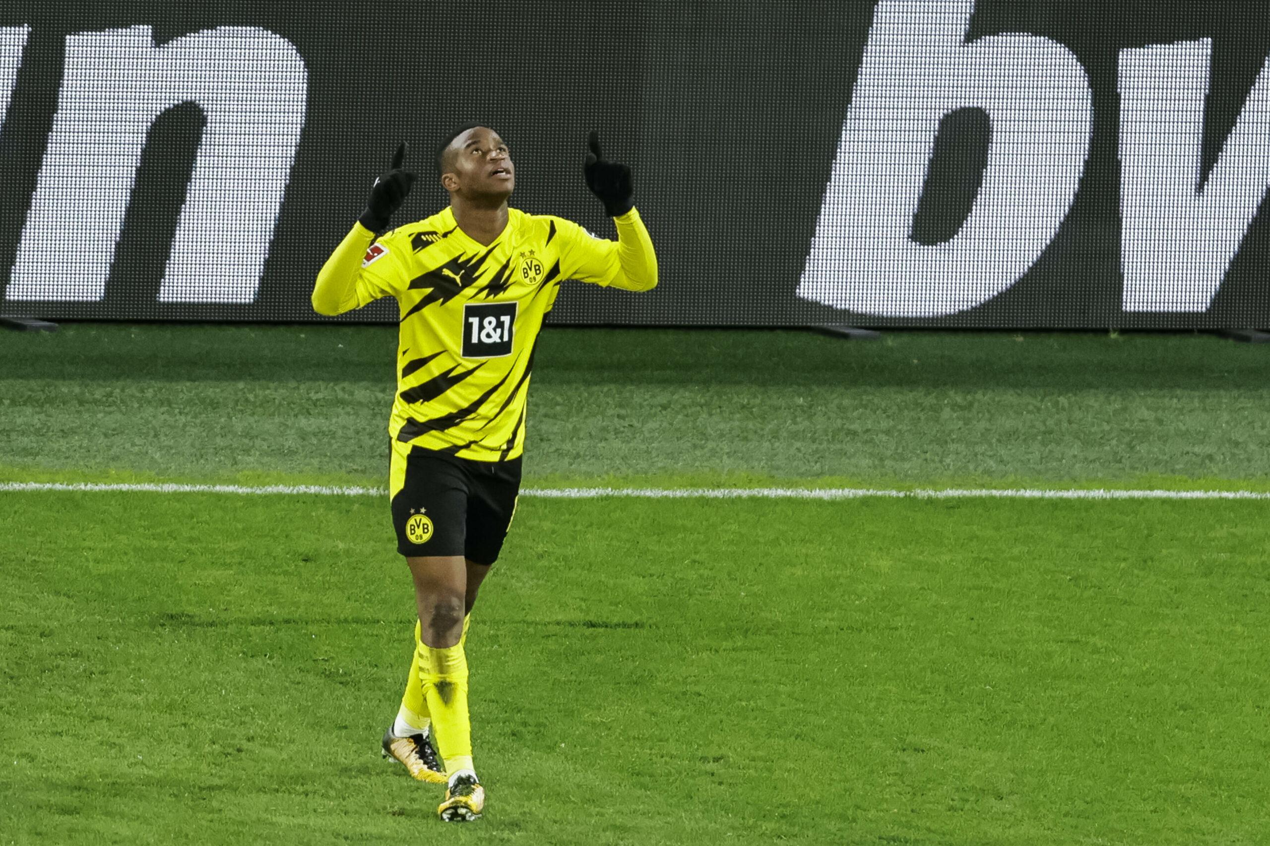 Moukoko Dortmund Meister