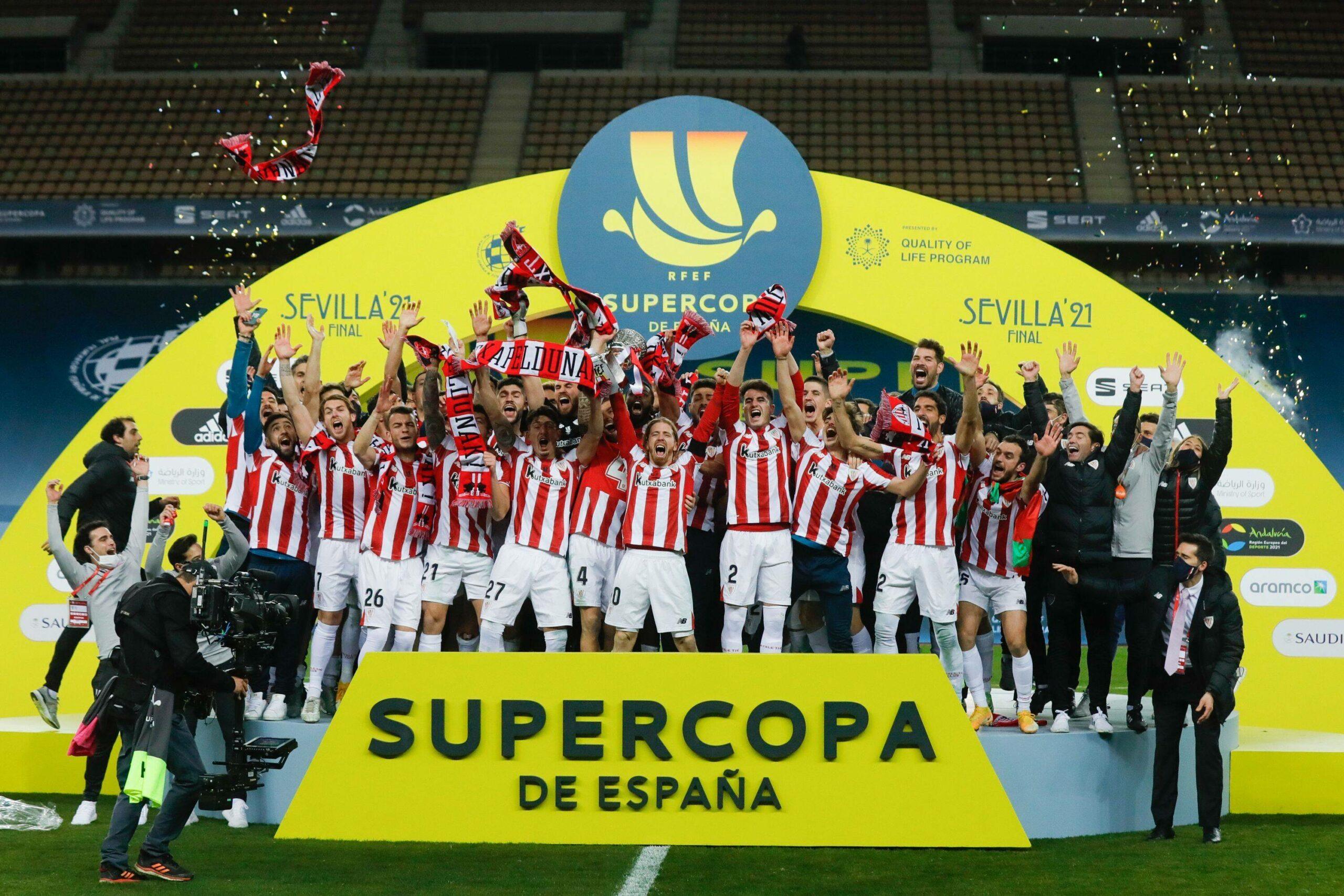 Bilbao Triple Supercopa Copa del Rey