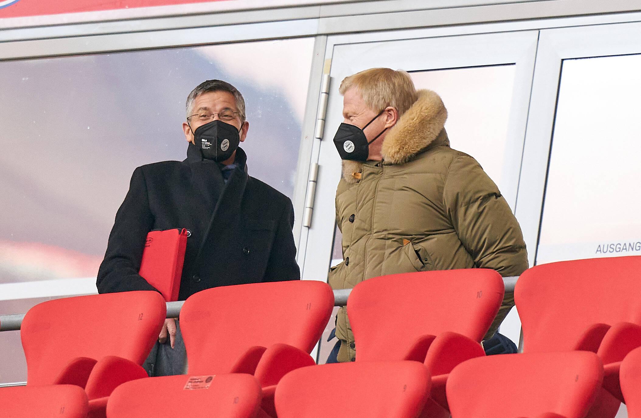 FC Bayern München Hainer Flick Salihamidzic