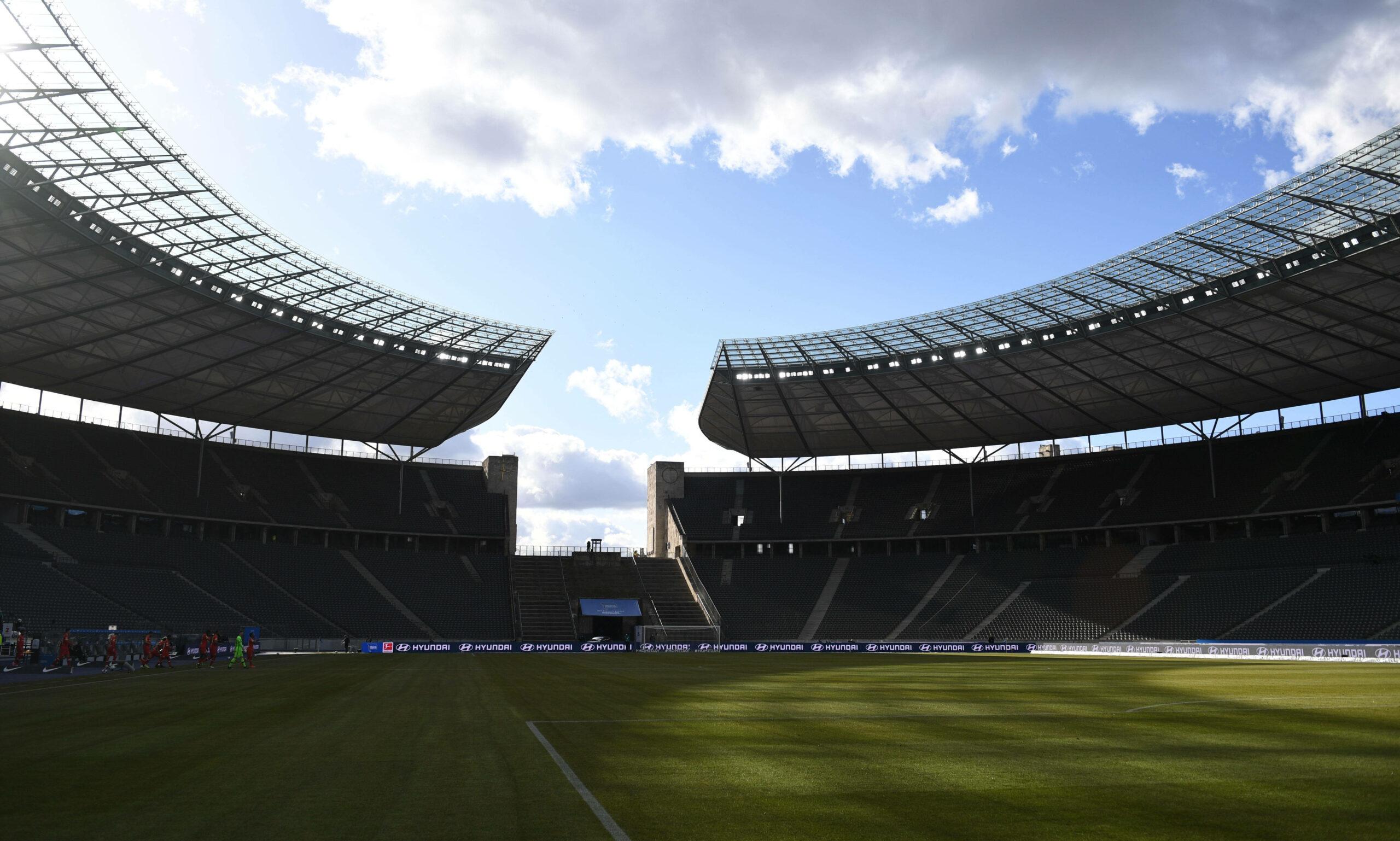 Olympiastadion Berlin (Spielstätte von Hertha BSC)
