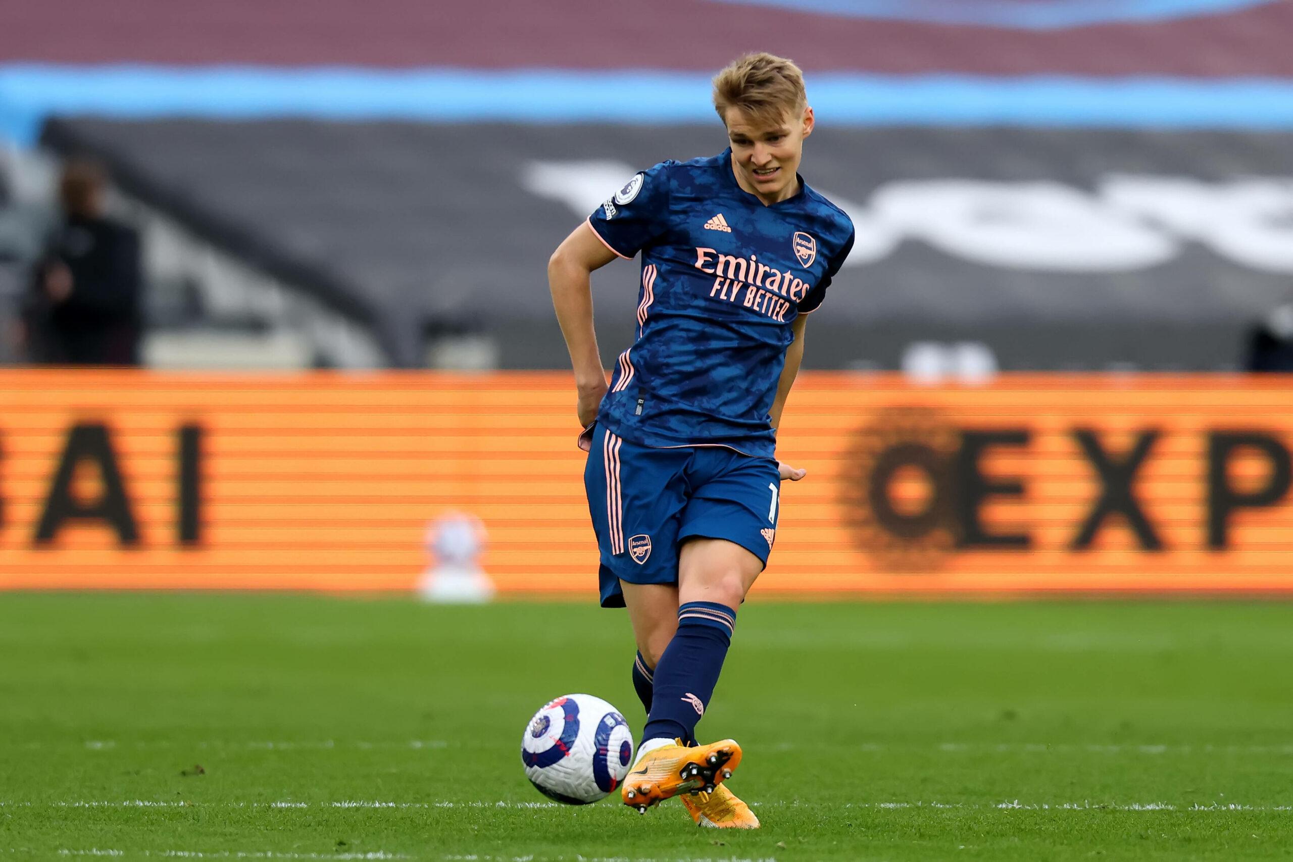 Ödegaard Arsenal