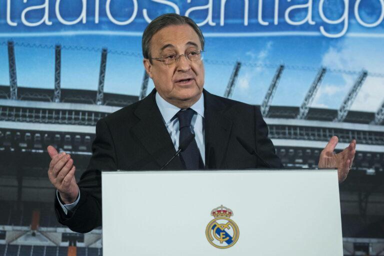 Real Madrid | Perez glaubt weiter an das Bestehen der Super League