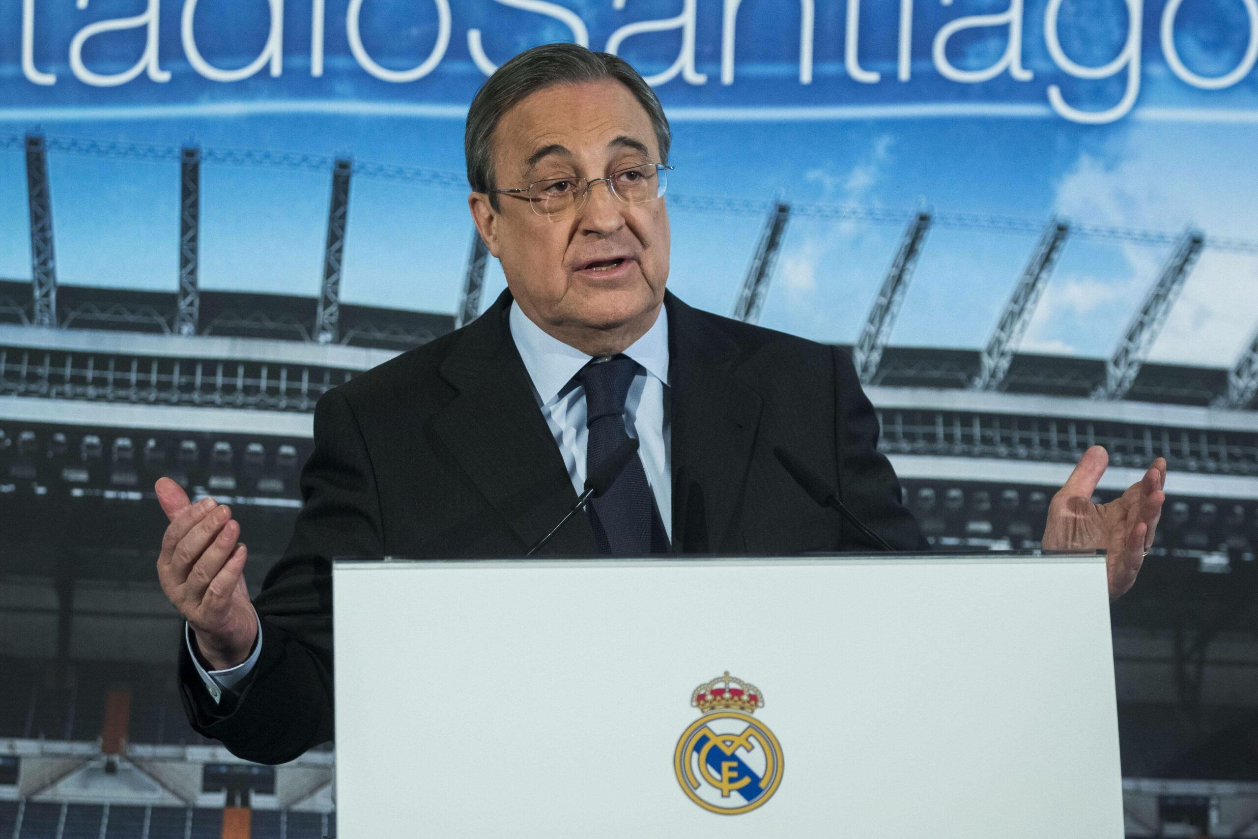 Real Madrid Perez Super League